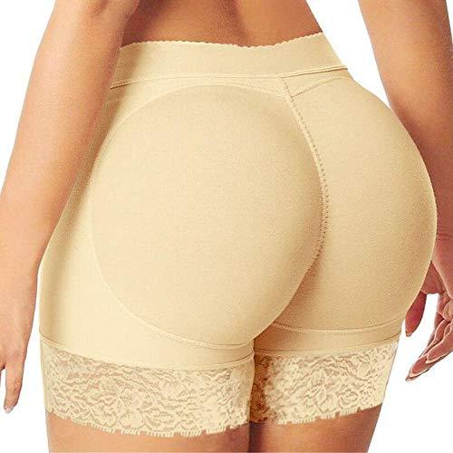 UnterhosenDamen Pantys Damen Frauen Hip Enhancer Shaper Butt Lifter Push Up Bottom Gepolsterte Slips Unterwäsche XL Nackt