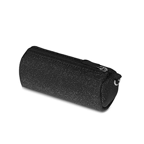 Geekria Draagtasje, Compatibel met Bose SoundSport Free, Echt Draadloze Sport Hoofdtelefoon Reistas, Draagbare Draadloze Oordopjes Opbergtas/SoundSport Mini Opbergtas (Zwart)