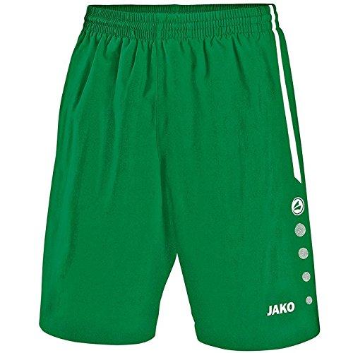 JAKO Pantalon Sport Football Florence XXS Vert/Blanc
