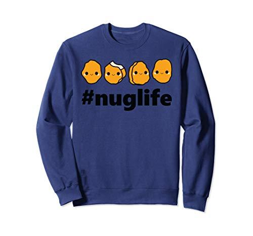 I Am Not A Nugget Funny Novelty Sweatshirt Jumper Top