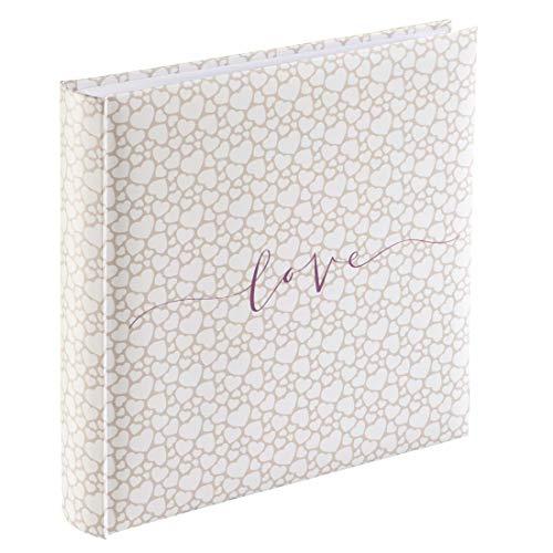 Hama Album Jumbo, Lati in pergamina, Beige/Bianco, Universale