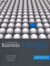 Australian Business Statistics by Selvanathan Saroja (2006-11-29) Paperback