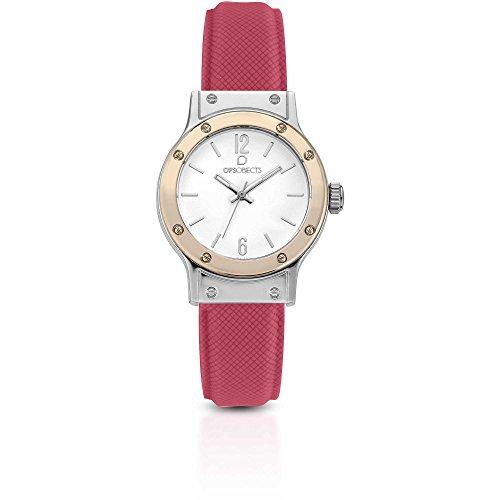 OPS Reloj Objects Milano Mujer Rojo - OPSPW-539