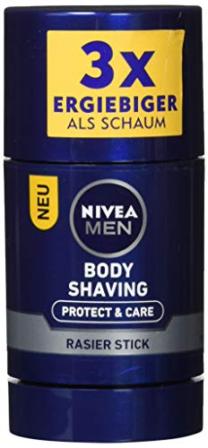 Nivea Men Protect und Care Body Rasierstick, 75 ml