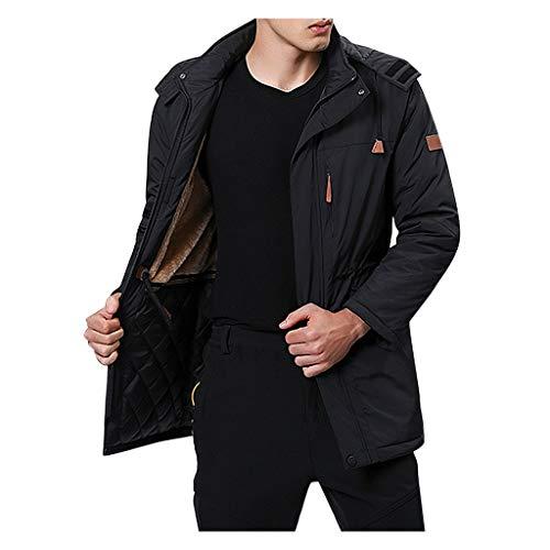 Schwarzer Anzug Steppjacke Amazon Leder Winterjacke Herren Mantel Herren Jackenerweiterung Windjacke Herren Leicht 3D Kapuzenpullover Herren Sakko Jacke Mit Kapuze