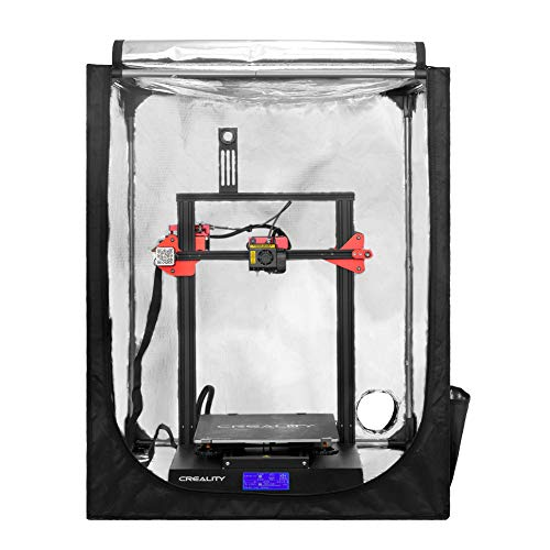 Creality Fireproof and Dustproof 3D Printer Tent for Ender 5/5 pro/5 plus/CR-10/10S/10S PRO/CR-X/CR-20/20 PRO Constant Temperature Protective Cover Room