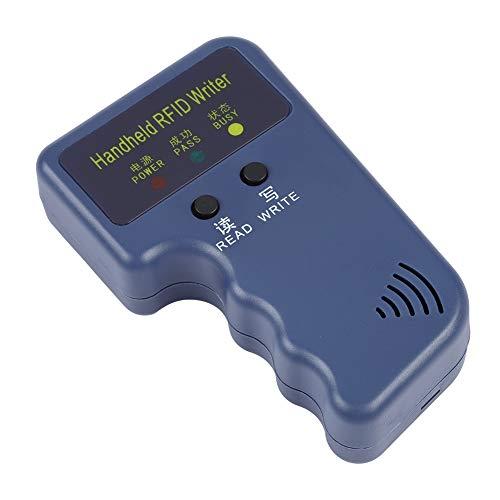 Ergonomischer RFID-Schreiber, tragbarer RFID-ID-Kartenkopierer, Mini-Typ EM4100, tragbar zum Lesen von Karten