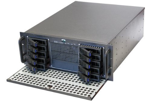 Norco 4U Server Rackmount Chassis with 10 Hot Swappable Drive Bays RPC-450TH