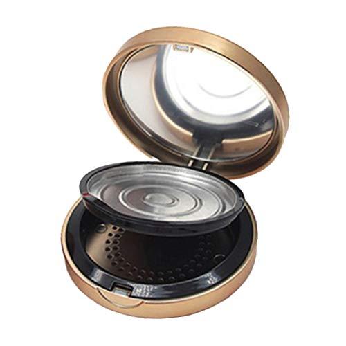 Hellery Magnétique Pot Contenant en Plastique Vides Boîte Cosmétiquqe Maquillage Stockage Containers Jars pr Fard à Paupières Poudre Crèmes