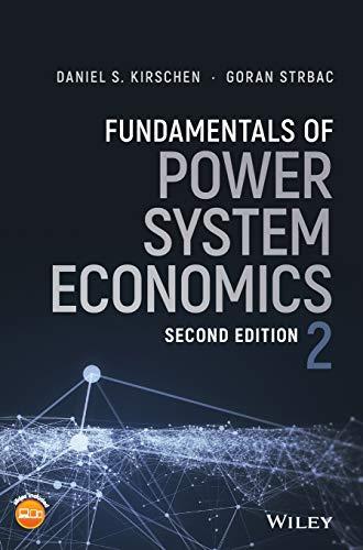 Fundamentals of Power System Econom…