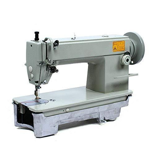Máquina de coser para materiales gruesos SM6-9, agujas de 6 mm, 3000 S.P.M. Ropa para tejidos gruesos, varias capas