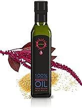 Amaranth Seed Oil 100% Natural 8.45 fl oz / 250 ml Cold-Pressed Squalene Rich Unrefined Raw