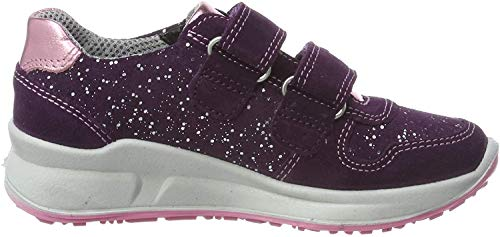 Superfit Mädchen Merida' Sneaker, Violett (Lila/Rosa 90), 30 EU