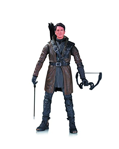 Arrow: Malcolm Merlyn Action Figure