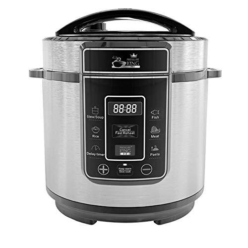 BOTOPRO - Pressure King Pro 3L, el Robot de Cocina 8 en 1. Olla multifunción para cocinar Todo Tipo de Recetas - Anunciado en TV