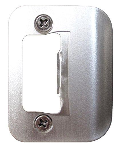 Gator Door Latch Restorer - Strike Plate (Satin Nickel)