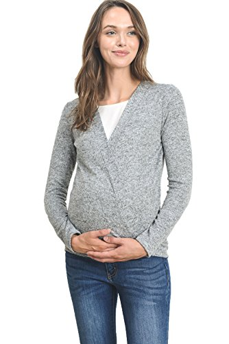 Maternity Nursing Knits & Tees
