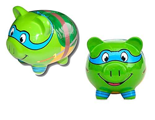 ninja turtle bank - 3