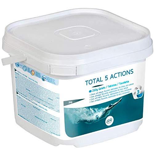 GRE -TOTAL 5 ACTIONS 250 GR 3 KG - EXPÉDITION IMMÉDIATE