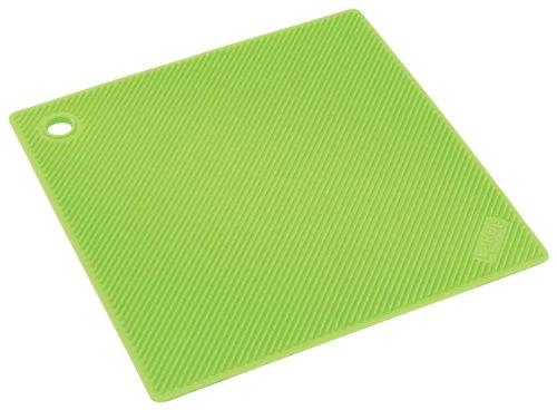 Lékué Protecteur Multi-Usages Silicone Platine Vert Tools