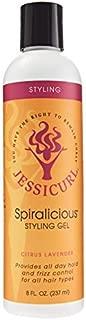 Jessicurl Spiralicious Gel Citrus Lavender 8 Ounce by Jessicurl Llc.