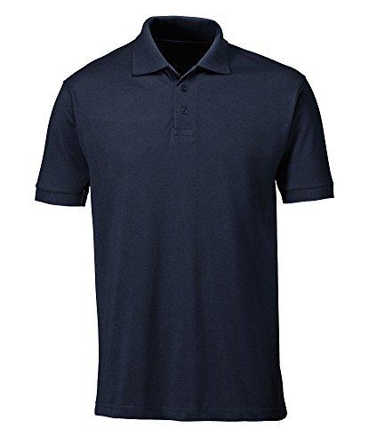 Alexandra STC-NM231SN-S Unisex Poloshirt, gewoon, 65% Polyester/35% Katoen, Klein, Zeeman Navy