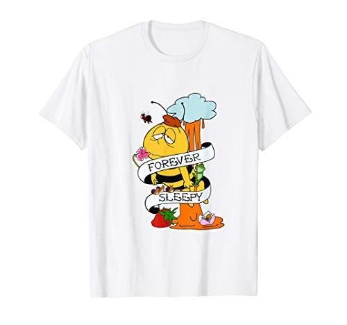 Biene Maja - Forever Sleepy - T-Shirt