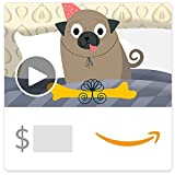 Amazon eGift Card - Old Dog (Animated)