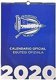 Deportivo Alavés Fans Calendario, Bebés Unisex, Varios, Talla Única