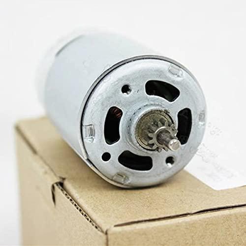 SDUIXCV Reemplazo de Repuesto de Motor de 12V para HITACHI DS10DFL 331333 Taladro inalámbrico Destornillador Batt-Oper Herramientas eléctricas 12 Dientes