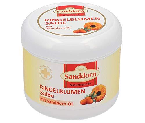 Sanddorn Naturfreunde SANDDORNCREME mit Ringelblume 250 ml