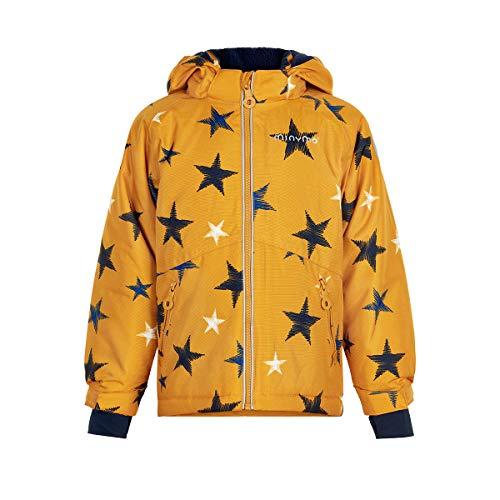 MINYMO Winterjacke golden Yellow 140