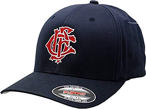Chicago Fire Department Flex Fit Hat Letternest (S/M) Navy