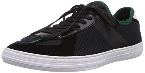 BOSS Green 50279220, Zapatillas de deporte Hombre, Negro (1), 39