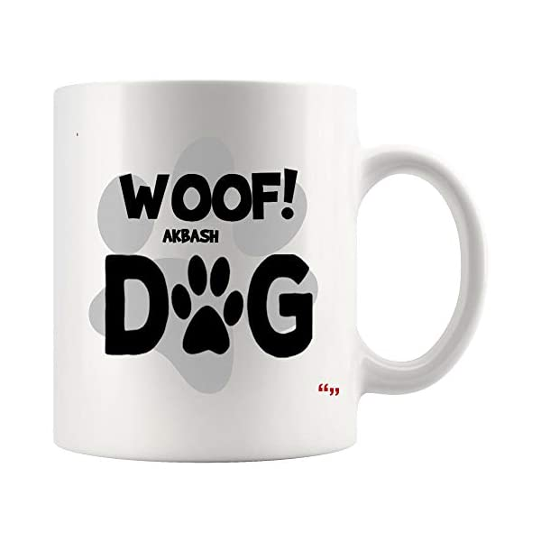 Cool Mug for Dog Lovers Coffee Cup Gift Akbash Dog Joke Novelty Gifts for Friend 13