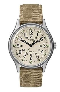 Timex Reloj Analógico para Hombre de Cuarzo con Correa en Nailon TW2R68000 (B079T63ZL7) | Amazon price tracker / tracking, Amazon price history charts, Amazon price watches, Amazon price drop alerts