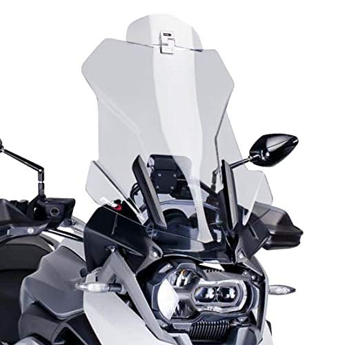 Visera multiregulable Daelim S2 125 Freewing Puig Clip-On Spoiler transparente