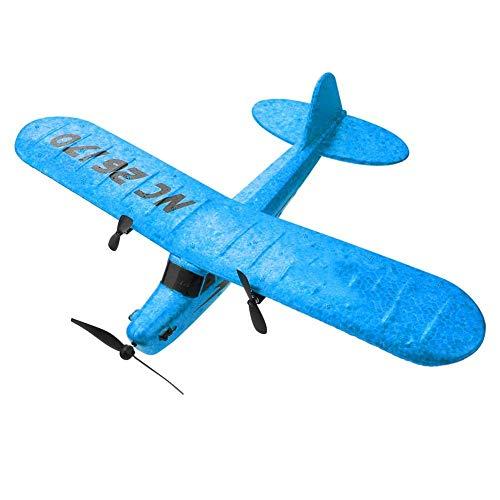 YZ-YUAN Avión RC, FX-803 2.4G Avión eléctrico...