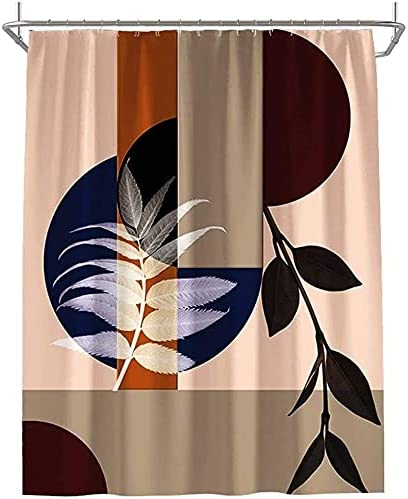 LHGH Limited time trial Now on sale price Shower Curtain Washable Bath Curtains Digita