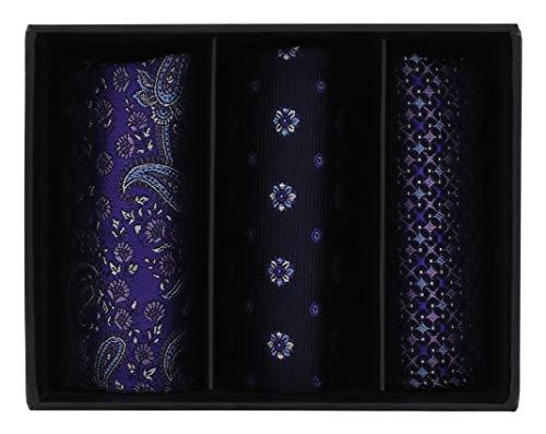 Michelsons of London - Mouchoir - Homme violet violet Taille Unique
