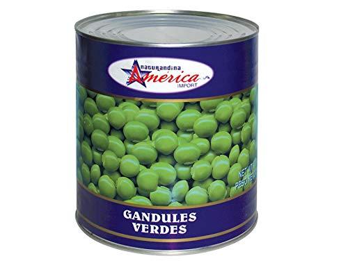 Gandules verdes - América, 425g Lata