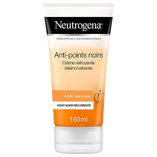 Neutrogena Visibly Clear Crème Désincrustante Points Noirs Tube 150 ml