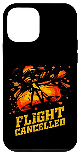 iPhone 12 mini Skeet Shooting Flight Cancelled Trap Shooting Clay Pigeon Case