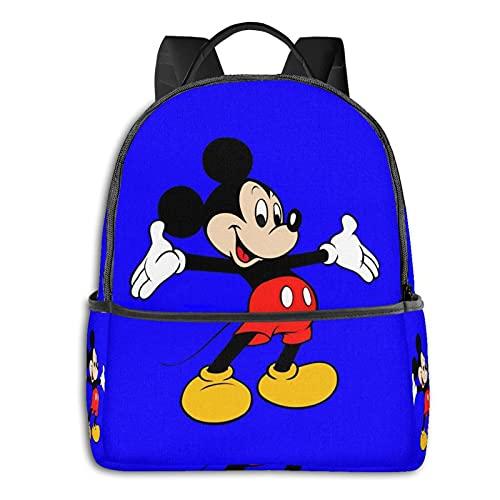 Mickey The Wizard - Mochila impermeable para viajes, senderismo, trabajo, para hombre