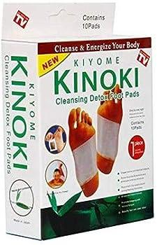 Hubbering Kinoki Overall Wellness 5 Days Reset