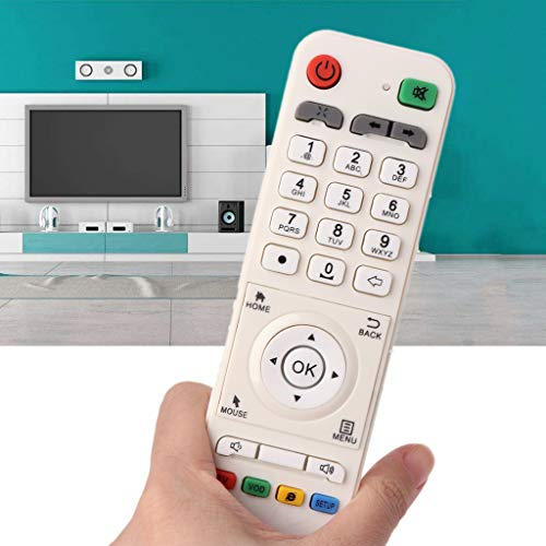 Youliy White Remote Control, Controller Replacement for LOOL Loolbox IPTV...