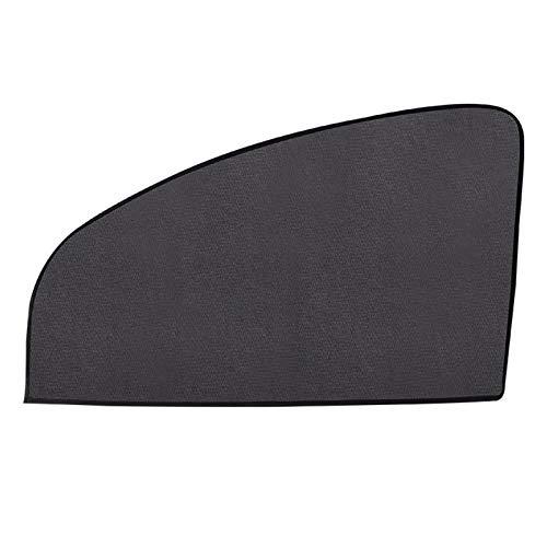 Without brand XW-ZYL, Magnetische Auto Sonnenschutz UV-Schutz Auto-Vorhang-Auto-Fenster Sonnenschutz Seitenscheibe Mesh-Sonnenblende Sommer Schutz-Fenster-Film (Color : Style 2)