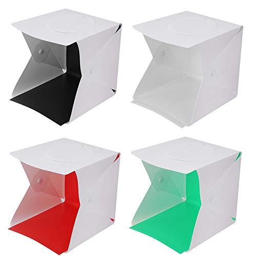 Pbzydu Durable Compact Stable Photo Box, Mini Shooting Tent, for Providing Enough Light