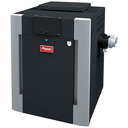 Raypak 014951 Digital Cupro-Nickel Propane 266,000 BTU Pool Heater