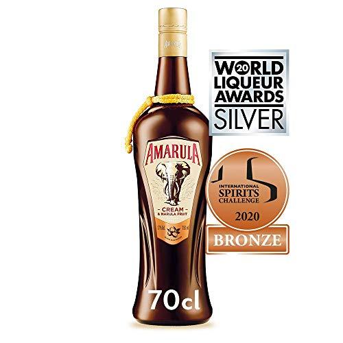 Amarula, Licor Crema, alc 17%, 700 ml